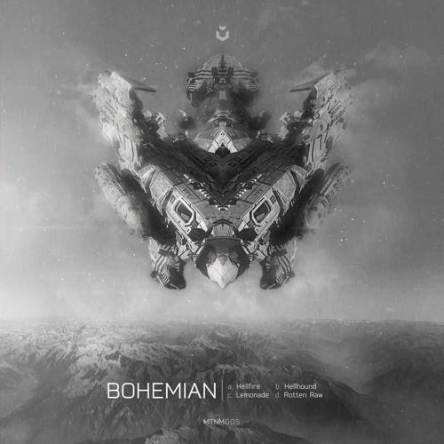 MTNM005 B : BOHEMIAN - Hellhound