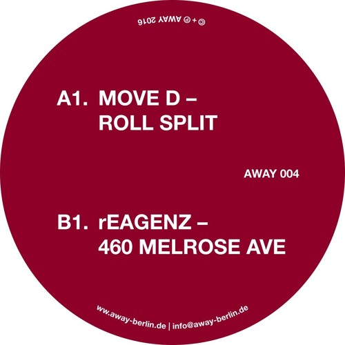 AWAY004 Move D / rEAGENZ
