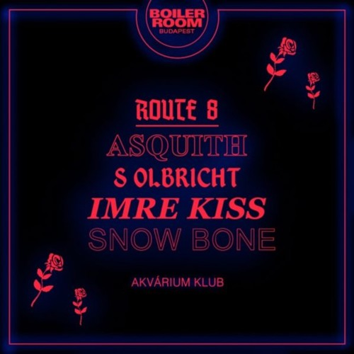 Route 8 Boiler Room Budapest x Lobster Theremin Live Set