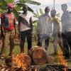 Nachibembe (Busoga Village Outside Iganga) Uganda March 2017