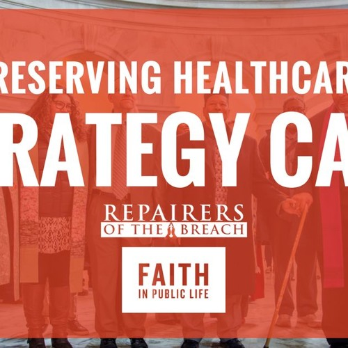 Protecting Healthcare Strategy Call