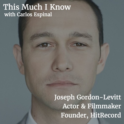 Joseph Gordon-Levitt on disrupting Hollywood and creative collaboration with HitRecord