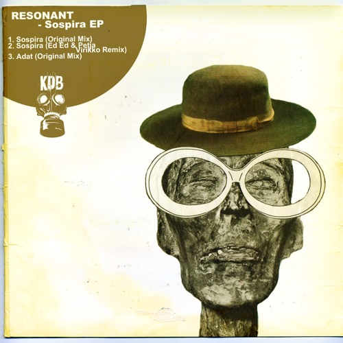 RESONANT - Sospira EP[KDB104D]