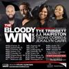 JJ Hairston - Bloody Win Tour