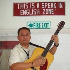 SPEAK IN ENGLISH ZONE (Musika at Titik ni Joel Costa Malabanan)