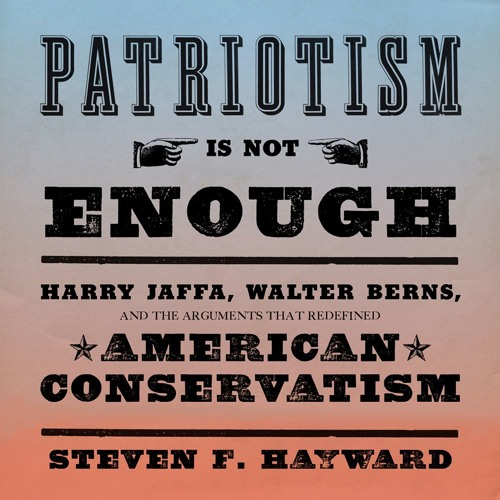 Steven F. Hayward's 'Patriotism Is Not Enough'