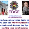 MyWorkMyLife 14 March Janice Wagner on interview Top tips on starting your own business