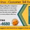 ESET Antivirus : Customer Toll Free Number