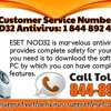 Toll Free Customer Service Number For ESET NOD32 Antivirus: 1 844 892 4680