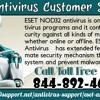 ESET Antivirus Customer Support