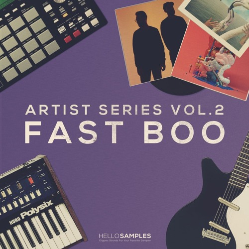 Artist Series 2: Fast Boo - Demo Medley