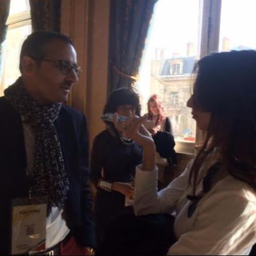 Interview de Hani Ramzi, iiCONTACT au Hacking de l'Hôtel de Ville