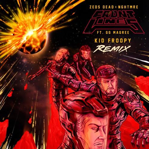 Zeds Dead Frontlines Remix EP