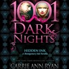 Hidden Ink by Carrie Ann Ryan, Narrated by Gregory Salinas