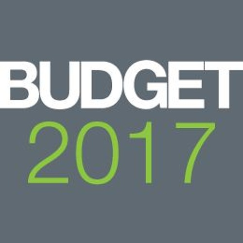 Budget 2017 news conference with Minister Ceci - Mar 16, 2017