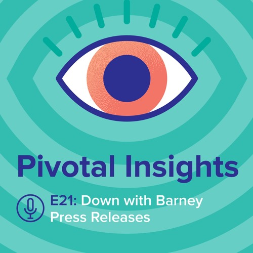 """The """"Down with Barney Press Releases"""" Episode (Ep. 21)"""