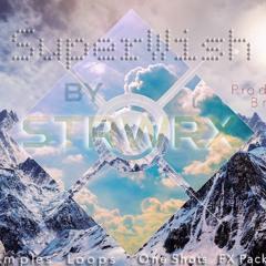 SuperWish Sample - SWIM Designer Drum Sequence