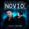 070 J. Balvin - Si Tu Novio Te Deja Sola ft. Bad Bunny  [Dj CristianPascual] Portada del disco