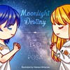 [Ero x Rosa] Asakawa Hiroko - Moonlight Destiny [Bishoujo Senshi Sailormoon](cover)
