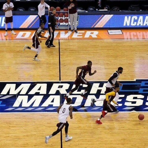 Ep. 35 - Race for the NBA 8 Seed and Round 1 NCAA Tourney Talk