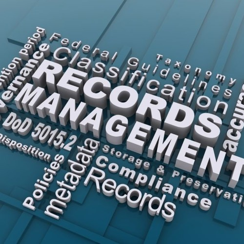 Episode 24 - Addressing the state of Records Management with Warren Marks