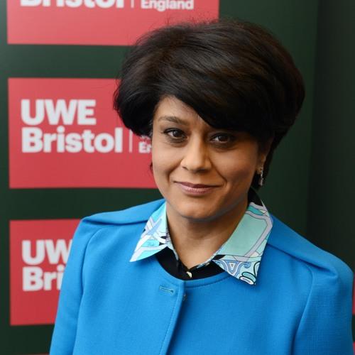 Baroness Vadera, Chairman of Santander UK, Bristol Distinguished Address Series