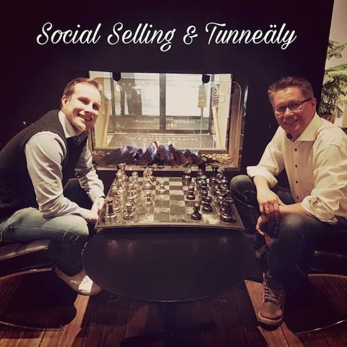 # 18 Social Selling & Tunneäly - Vieraana Mikko Parikka - Adeptus