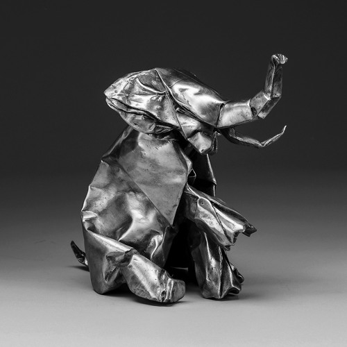 Jlin - Nandi (from 'Black Origami' - out 19th May)
