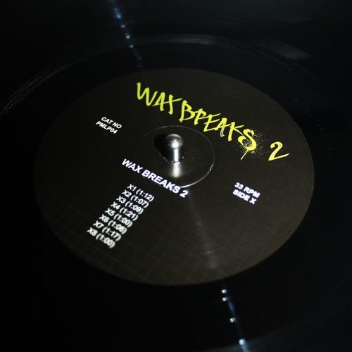 Wax Breaks - 'Wax Breaks 2' - [PMLP04] - X side showcase