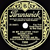 Anson Weeks - In My Country That Means Love (Ben Gage, vocal) (1934)