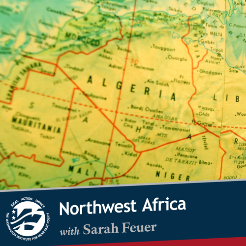 Northwest Africa with Sarah Feuer