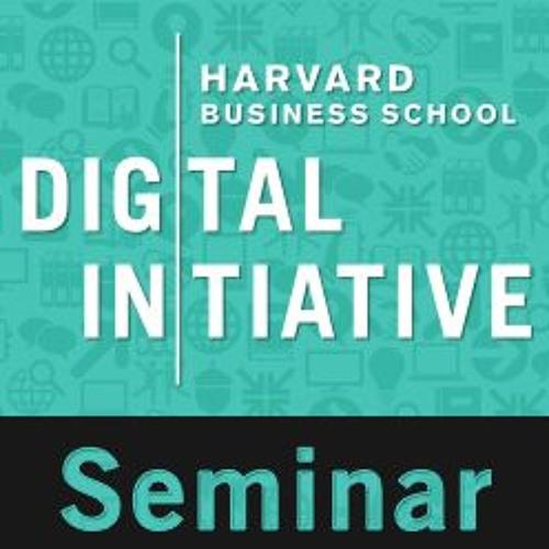 HBS Digital Seminar with Viégas & Wattenberg: Human & Machine Intelligence and Data Visualization