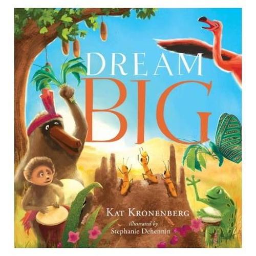 Teaching Children to Dream Big