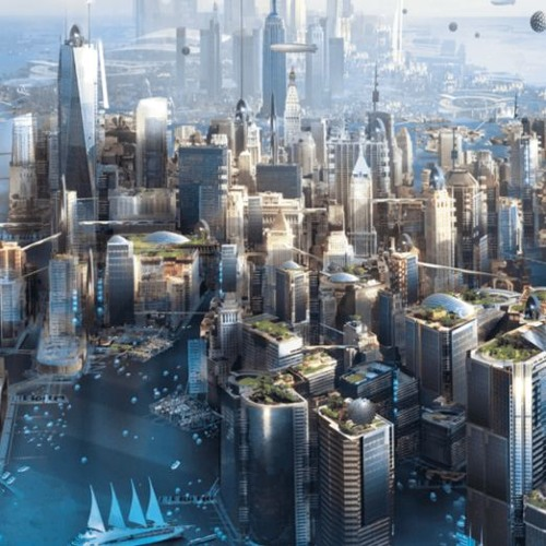 Kim Stanley Robinson Tackles How to Keep a Drowning City Afloat