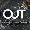 Progressive House project #1 - FREE FLP