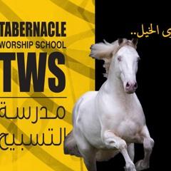 صلاة و تسبيح - العطش لألف ذراع أخري(مدرسة التسبيح TWS)- عماد عادل و د. صموئيل مقار