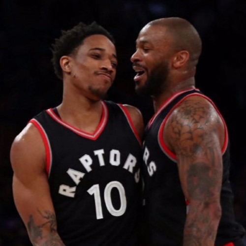 #610 - Raptors Reaction Podcast - PJ Tucker leads by example