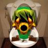 Deku Link Takes A Poop (Link's Untold Struggle)