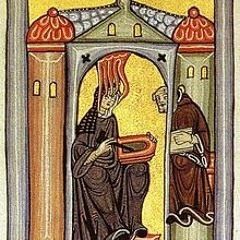 Ave Maria (o auctrix vite)