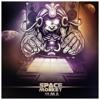 Monkey Marginal Art- Space Monkey - SmokedBeat - 25 Odyssey