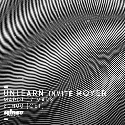 Unlearn Show #23 w/ Royer (Lobster Theremin, Unlearn)