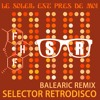 Air - Le soleil est pres de moi (Selector Retrodisco Balearic Remix) FREE DL on Buy Button