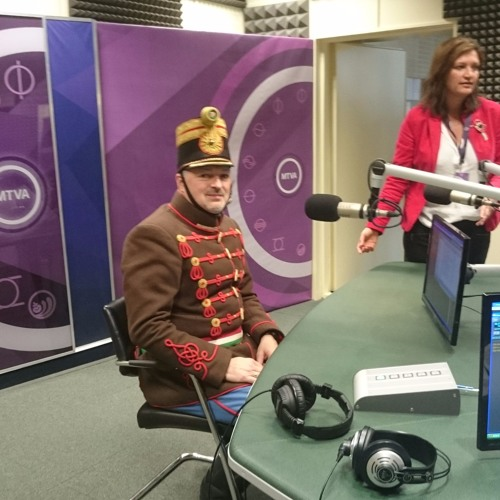 Kossuth Radio 20170315