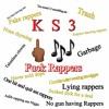 Fuck Rappers - KS3 (Bars)