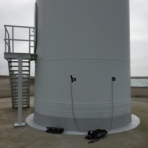 Inside A Windturbine