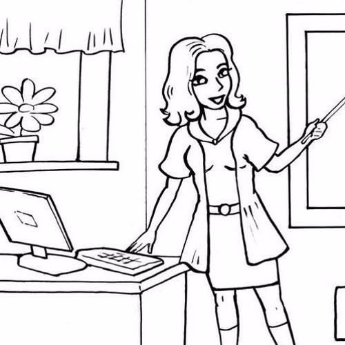 Клипарты открытки, картинки карандашом на день учителя для срисовки