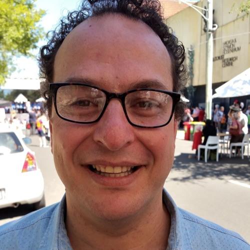 Brett Kaye, Executive Edge Travel At J-AIR Outside Broadcast -Graeme Kemlo