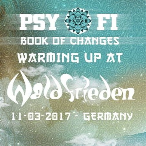 Marciana aka Back To Mars - Psychedelic Funky Techno Set @ Psy - Fi Waldfrieden Warm Up
