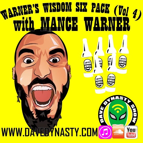 EP033 Warners Wisdom 6-pack Vol 4