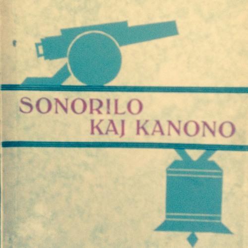 Sonorilo Kaj Kanono